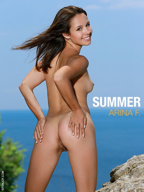 Arina F 'Summer' by Marsel
